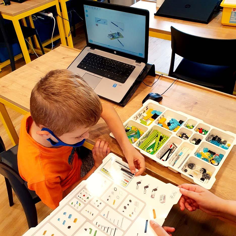 ρομποτική για παιδιά