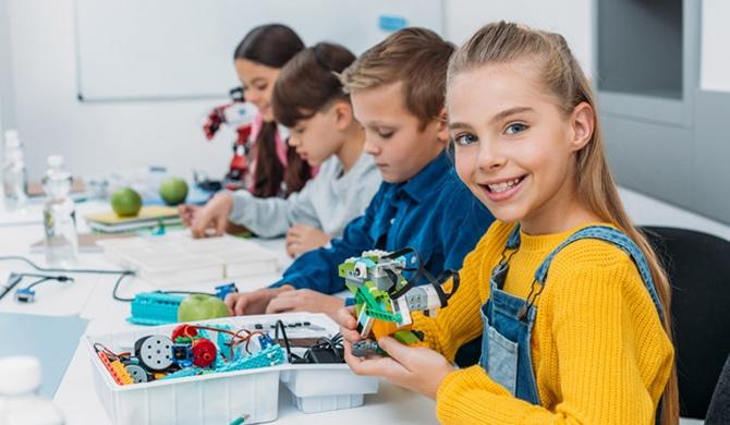 ρομποτική για παιδιά STEAM Μαρούσι Κηφισιά Πεύκη